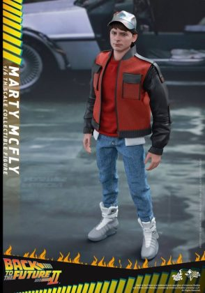 Hot Toys Regreso al futuro (18)