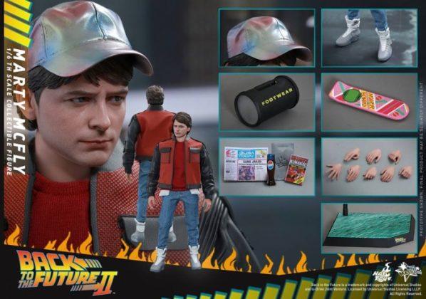 Hot Toys Regreso al futuro (6)