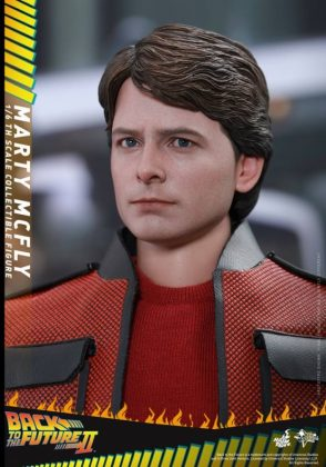 Hot Toys Regreso al futuro (7)