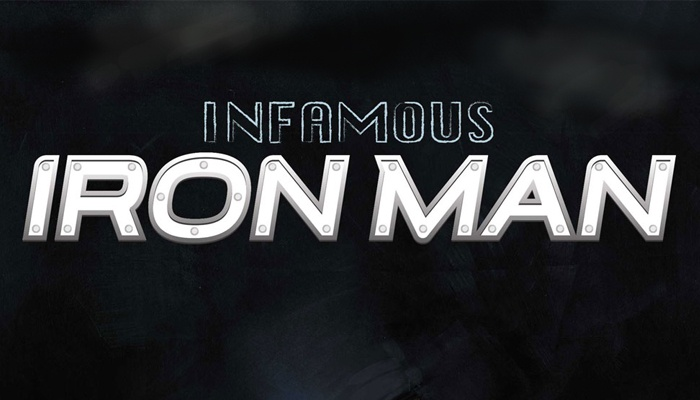 Infamous Iron Man - destacada