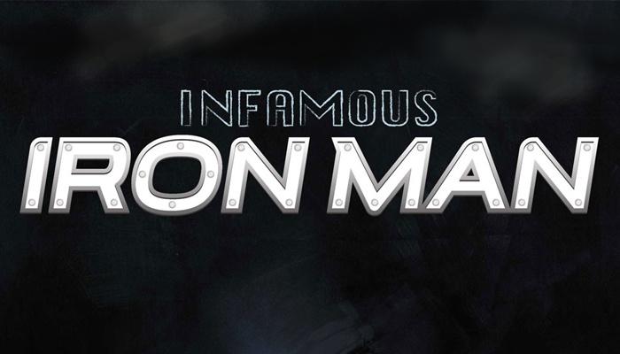 Infamous Iron Man - destacada