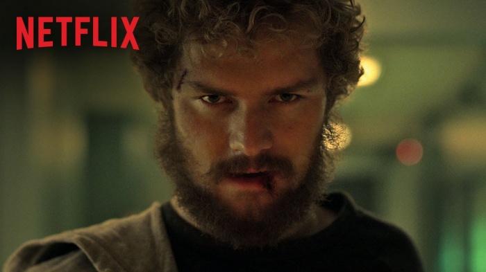 Iron Fist - Netflix - teaser