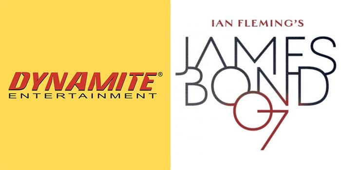 James Bond 007 Dynamite Entertainment