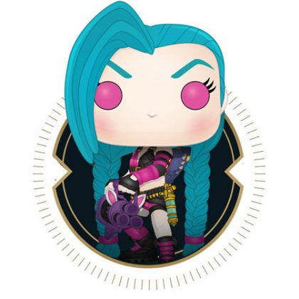 Funko League of Legends Jinx