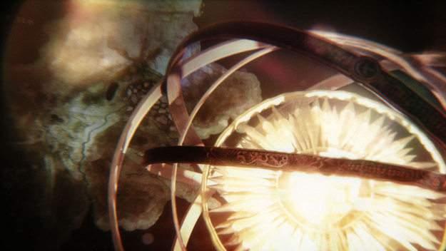 Juego de Tronos - Astrolabio en la cabecera de la serie
