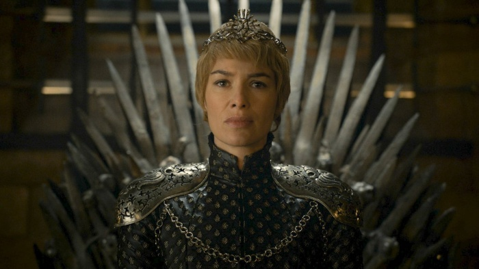 Juego de Tronos - Cersei reina
