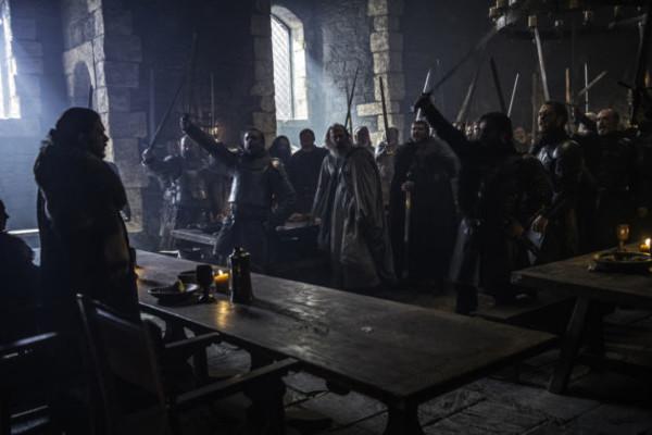 Juego de Tronos - Jon Rey en el Norte