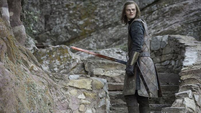 Juego de Tronos - Ned y la espada sangrante