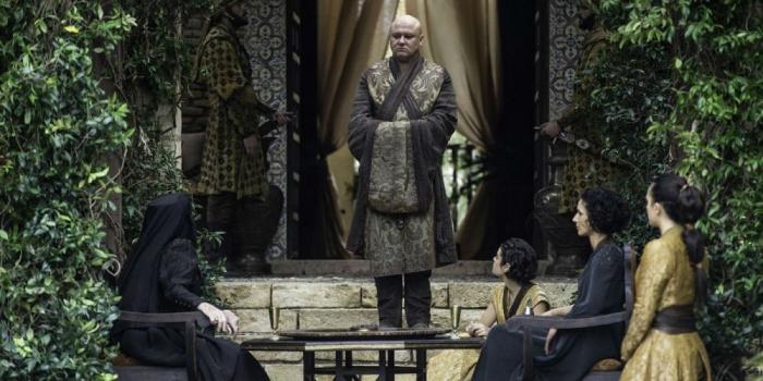 Juego de Tronos - Varys en Dorne
