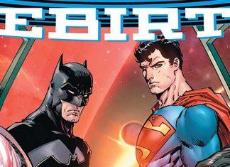 Justice League Rebirth Destacada