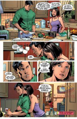 Justice League Rebirth Página interior (4)