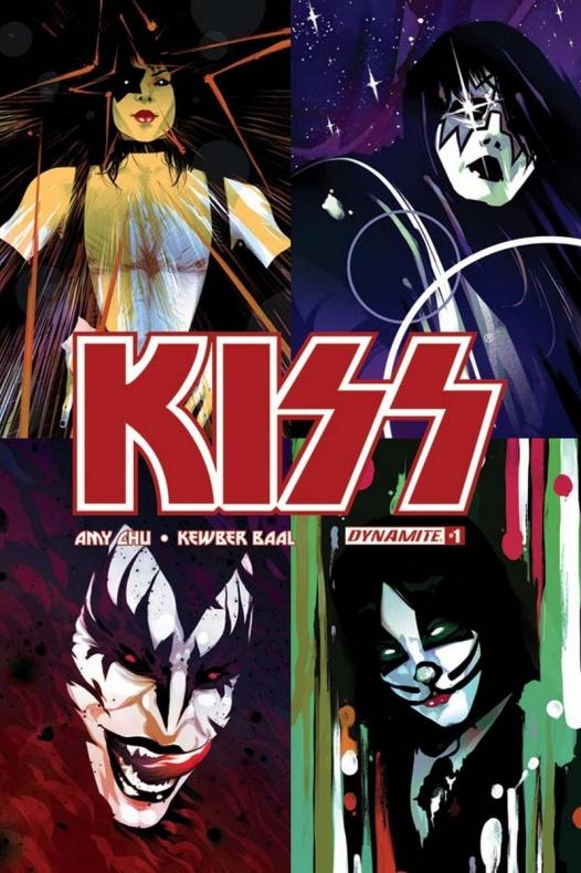 KISS Portada 1
