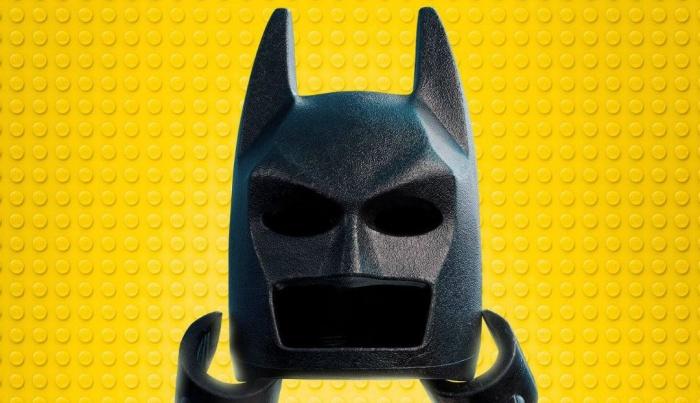 LEGO Batman La Película póster destacada