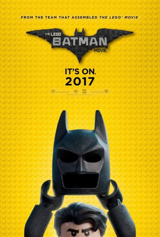LEGO Batman La Película póster