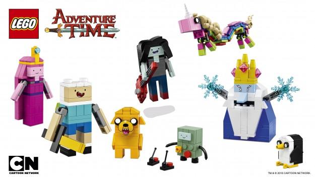 LEGO Hora de aventuras