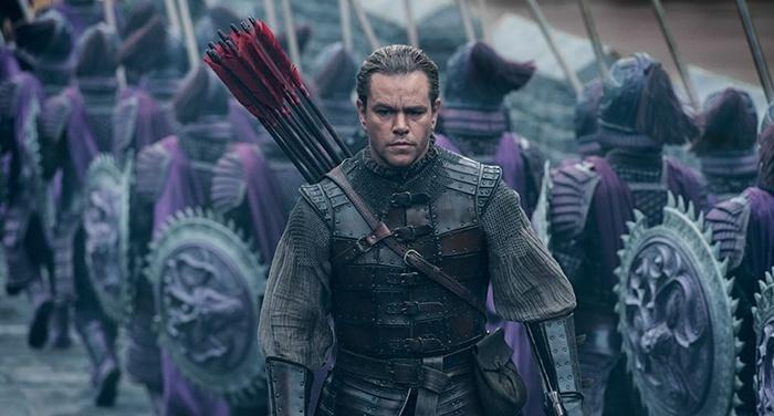 La Gran Muralla Matt Damon destacada