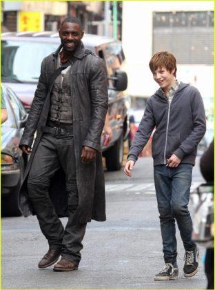 La Torre Oscura Idris Elba Set de rodaje (1)