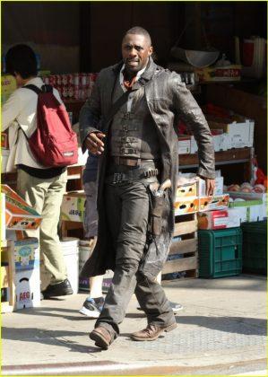 La Torre Oscura Idris Elba Set de rodaje (10)