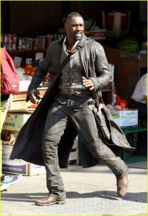La Torre Oscura Idris Elba Set de rodaje (11)