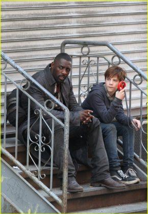 La Torre Oscura Idris Elba Set de rodaje (19)
