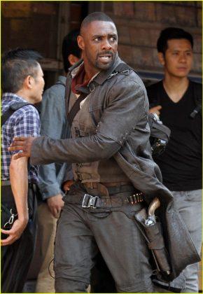 La Torre Oscura Idris Elba Set de rodaje (2)