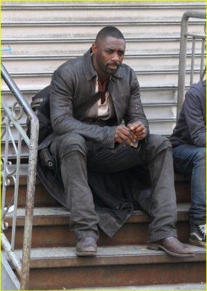 La Torre Oscura Idris Elba Set de rodaje (20)