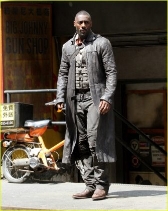 La Torre Oscura Idris Elba Set de rodaje (21)