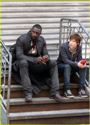 La Torre Oscura Idris Elba Set de rodaje (3)