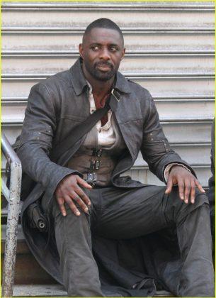 La Torre Oscura Idris Elba Set de rodaje (4)