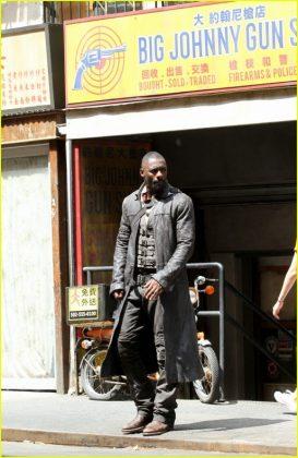 La Torre Oscura Idris Elba Set de rodaje (5)