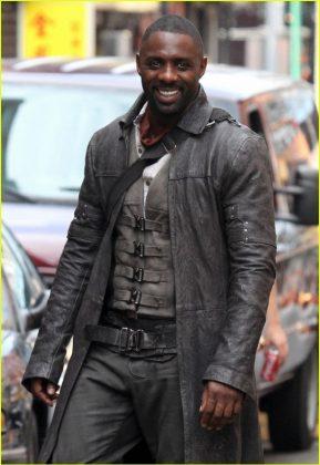 La Torre Oscura Idris Elba Set de rodaje (6)