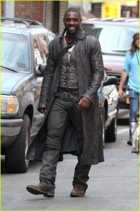 La Torre Oscura Idris Elba Set de rodaje (7)