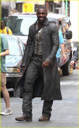 La Torre Oscura Idris Elba Set de rodaje (8)