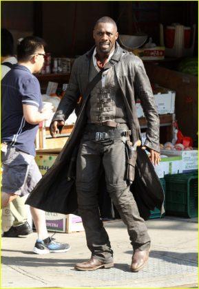 La Torre Oscura Idris Elba Set de rodaje (9)