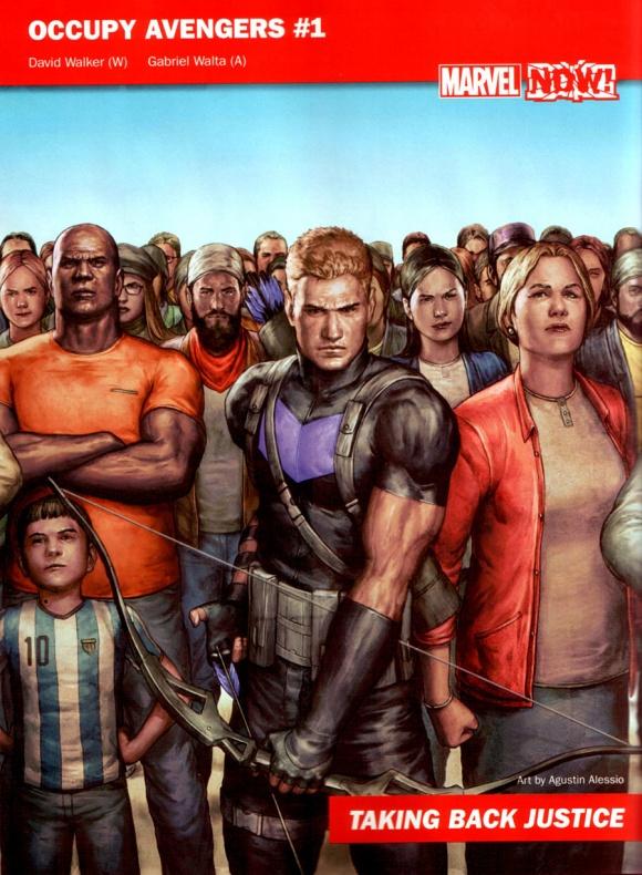 Marvel Now 02 Occupy Avengers