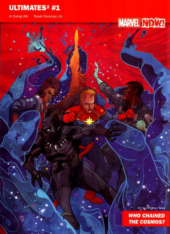 Marvel Now 04 Ultimates