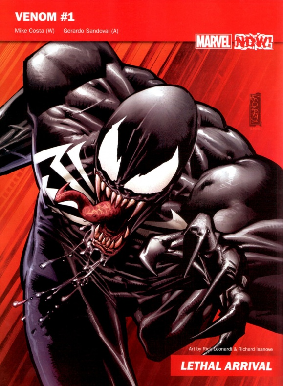 Marvel Now 07 Venom