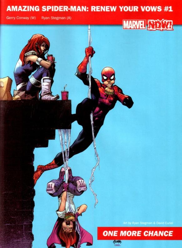 Marvel Now 08 Spiderman