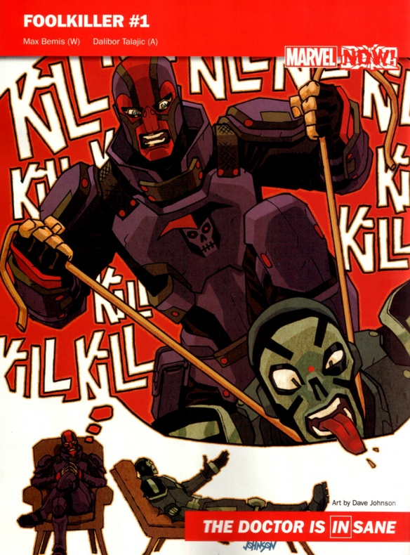 Marvel Now 14 Foolkiller