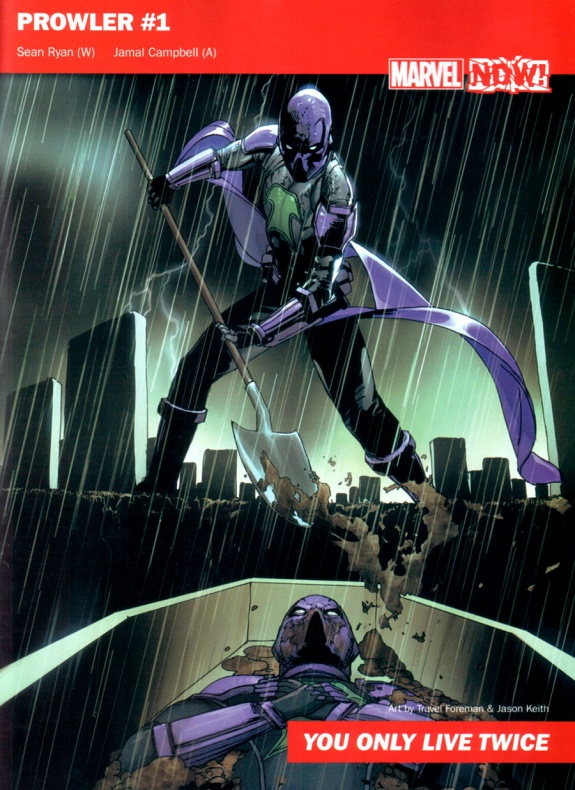 Marvel Now 15 Prowler