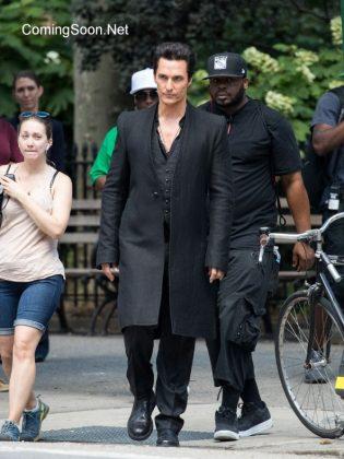Matthew McConaughey La Torre Oscura (1)