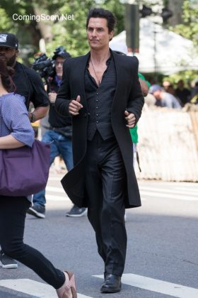 Matthew McConaughey La Torre Oscura (5)