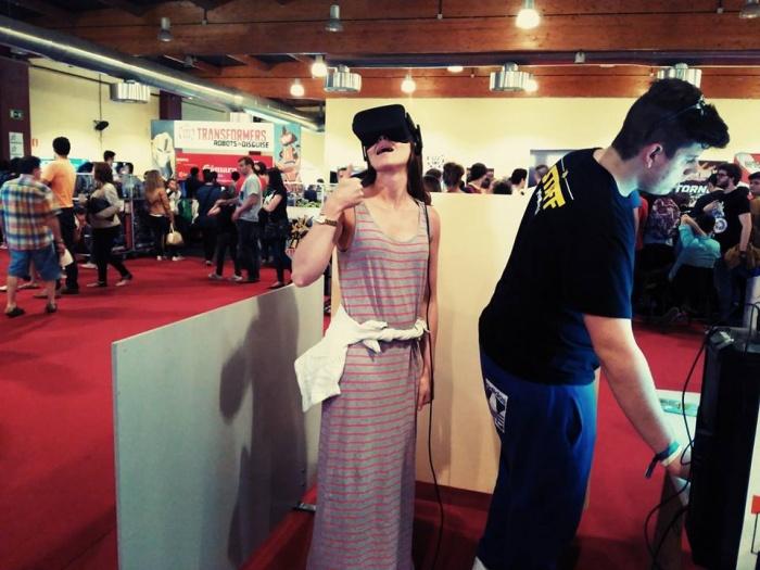 Metrópoli Comic Con 11
