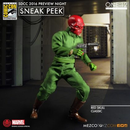 Mezco Figuras Marvel (1)