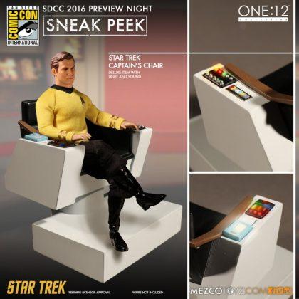 Mezco Figuras Star Trek (1)