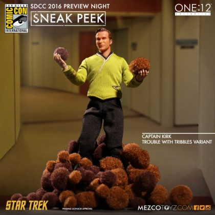 Mezco Figuras Star Trek (2)