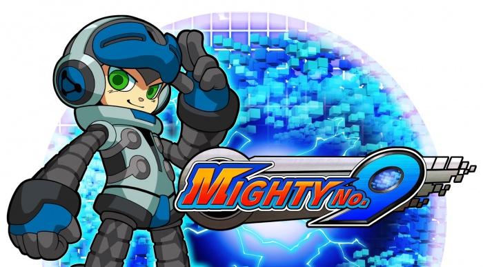 'Mighty No. 9'_portada