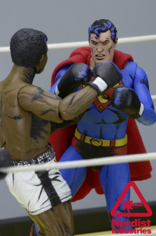 NECA Superman vs. Muhammad Ali (4)