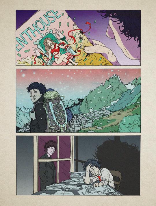 Neil Gaiman Dream Dangerously Daniel Obzejta