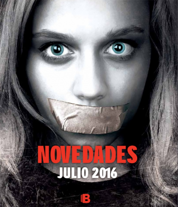Novedades Edicones B julio 2016